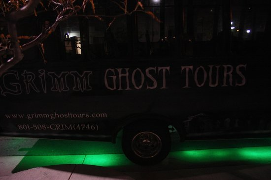 ‪Grimm Ghost Tours‬