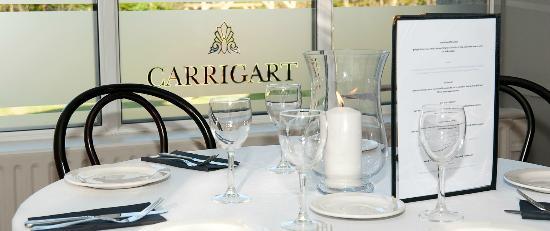 The Carrigart: New restaurant