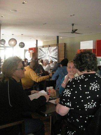Angelos Cafe: Angelo's Walmer interior
