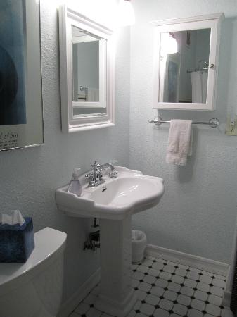Mudville Flats: Clean Bathroom