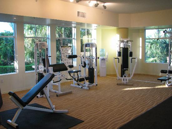 Lovers Key Resort : Resort Gym