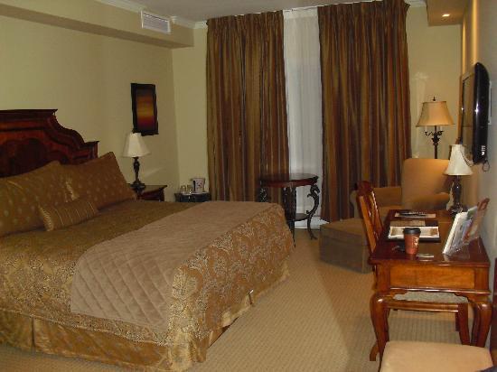 Hotel Brossard : very nice property