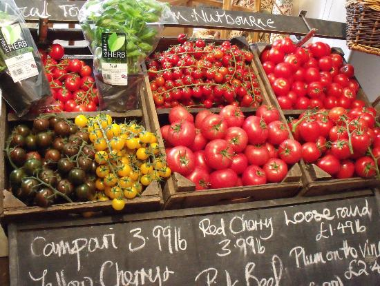 The Sussex Produce Company: Local tomatoes