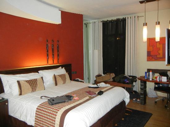 Tribe Hotel: habitacion standar