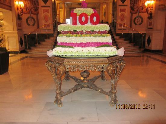 The Westin Palace Madrid: Das Hotel wird 100 Jahre alt