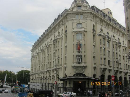 The Westin Palace Madrid: Außenansicht4
