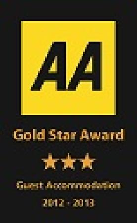 The Hartshead Hotel: AA 3 STAR GOLD AWARD