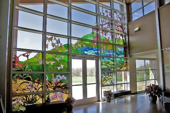 Nathanael Greene/Close Memorial Park: Inside the Botanical Center