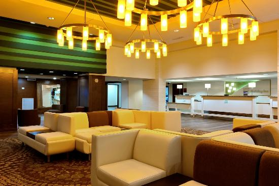 holiday inn suites atlanta airport north