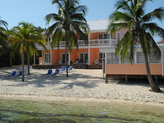 Little Cayman Beach Resort: Oveanview rooms