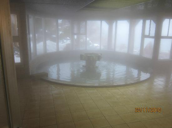 Ginrinso: indoor general hotpool