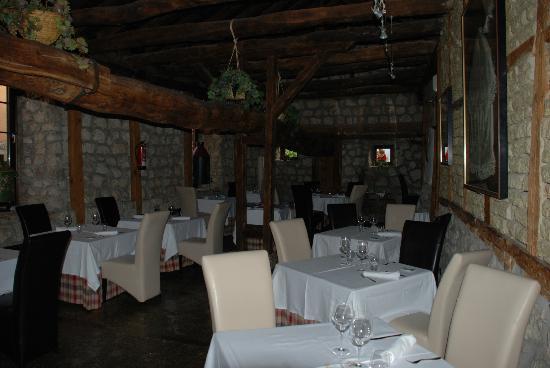La Casa del Abad Hotel Spa: Restaurante