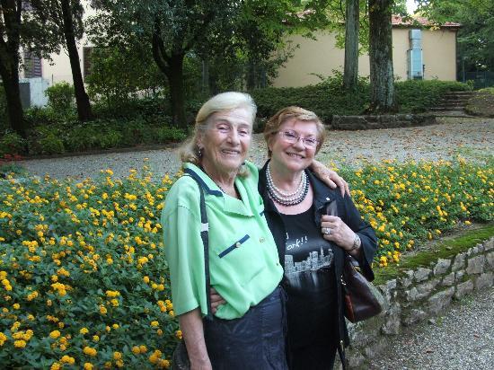 Hotel Francia e Quirinale : elda e liliana