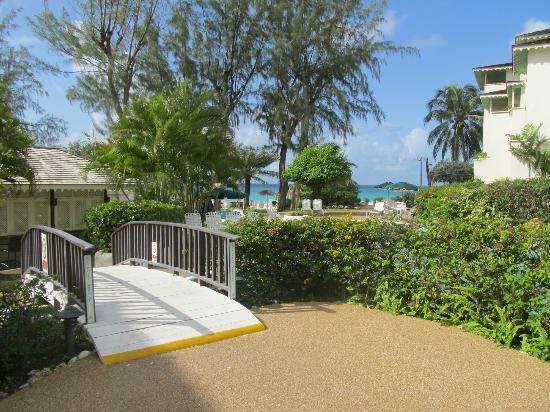 Bougainvillea Beach Resort: Hotel Grounds