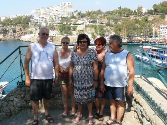Blue Hotel: Antalya 2012