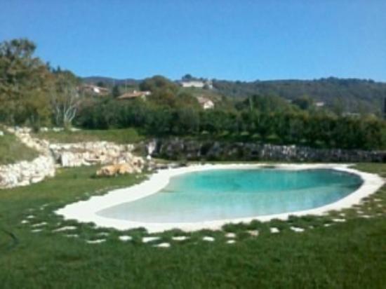Agriturismo La Perlara : piscina