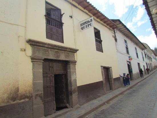 Hostal Quipu Cusco: hostel quipu