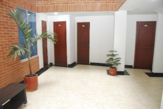 Hotel Real Estacion: 2do piso