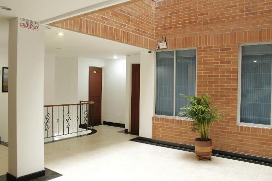 Hotel Real Estacion: 2do Piso.