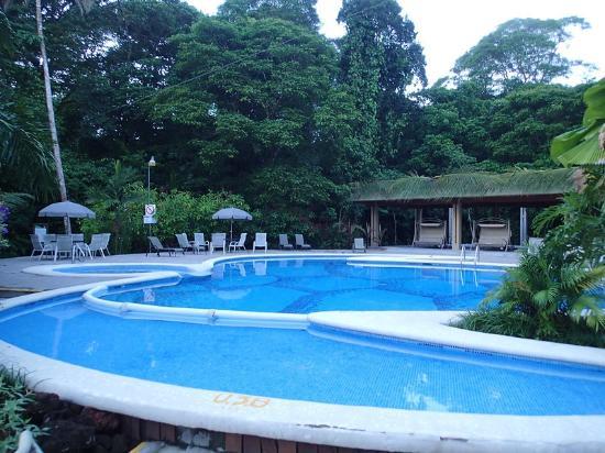 باتشيرا لودج: One of the pools