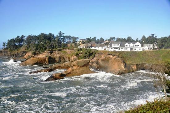The Inn at Arch Rock, Depoe Bay, Oregon