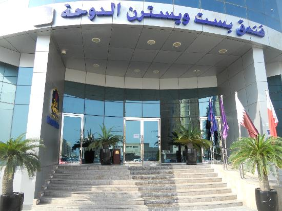 Plaza Inn Doha: Best Western, Doha