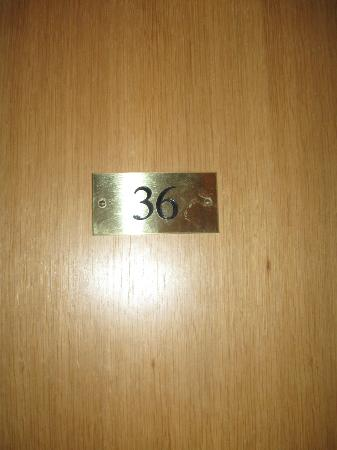 Hotel Neva - Paris: Room 36