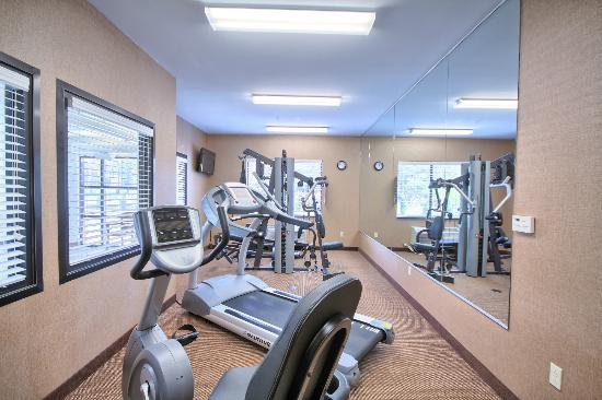 Comfort Suites Lewisburg: 24 Hour Fitness Center