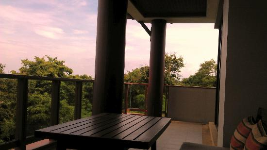 ShaSa Resort & Residences, Koh Samui: 陽台