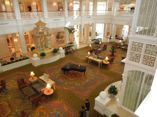 Disney's Grand Floridian Resort & Spa: lobby