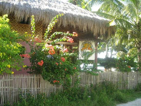 White Sand Bungalows : Reception building