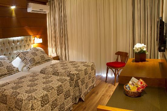 Hotel Alpestre : Apto. Superior Vista Bosque