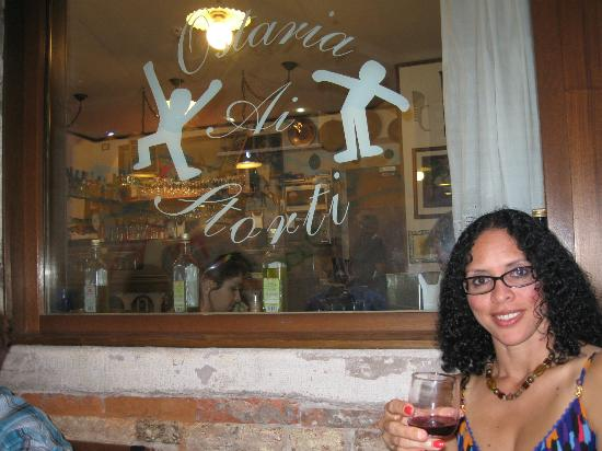 Hotel Palazzo Giovanelli: Favorite Restaurant