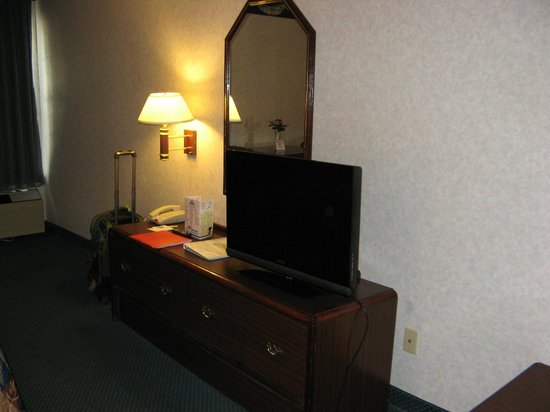 Days Inn Dallas Plano : Inside