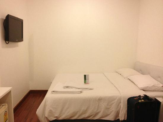 myhotel Pratunam: room