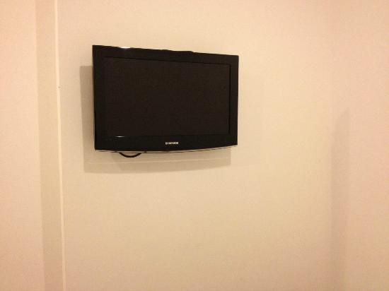 myhotel Pratunam: tv