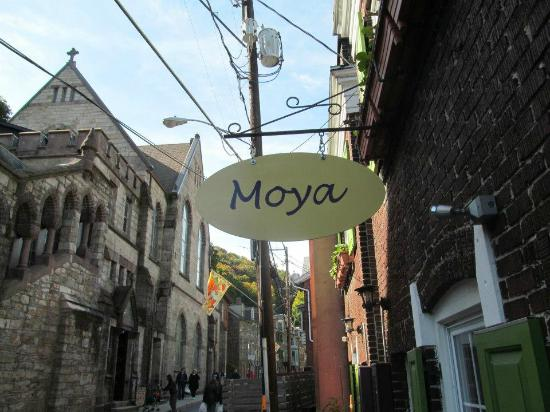 ‪‪Moya‬: Moya Restaurant in Jim Thorpe, PA