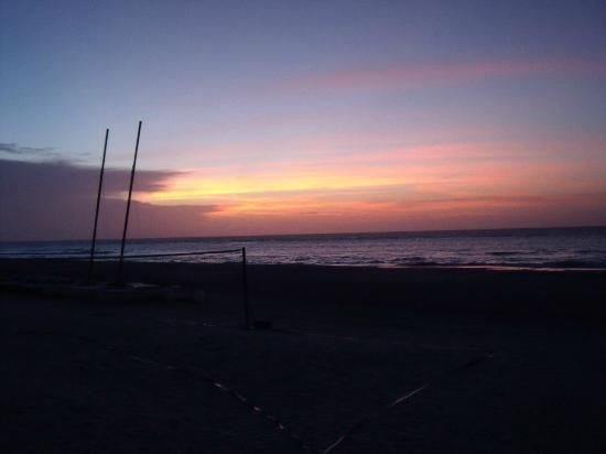 Varadero Beach: sunset