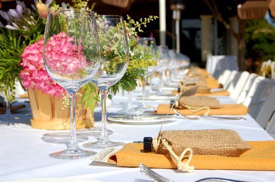 Chaminade Resort & Spa: Farm To Table Wine Dinner