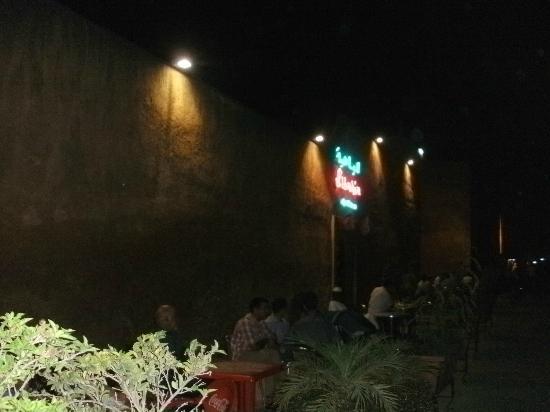 Rabat, Restaurant El Bahia