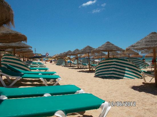 Bayside Salgados: the beach