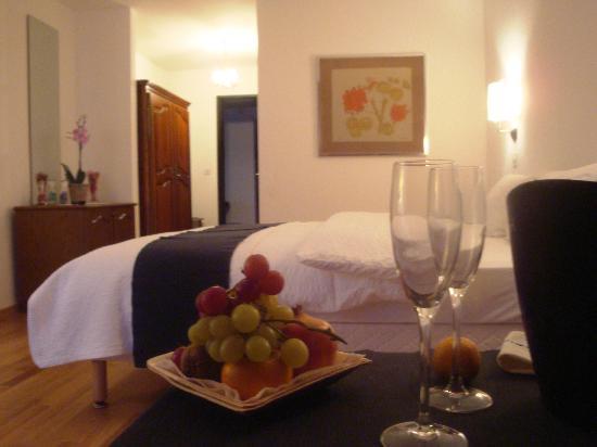 Hotel du Grand-Pre: Chambre