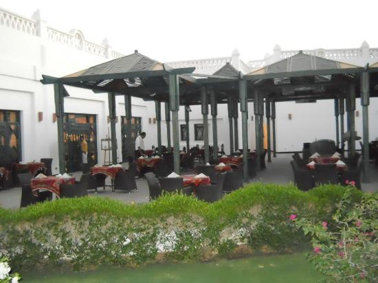Sonesta Club: restaurant
