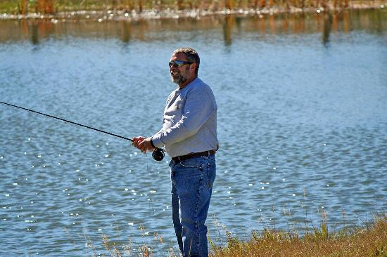 The Home Ranch: Fishing!