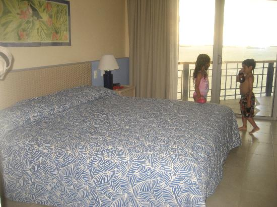 Zuana Beach Resort: HABITACION
