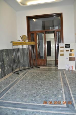 B&B Le Stanze del Duomo: L'entrata