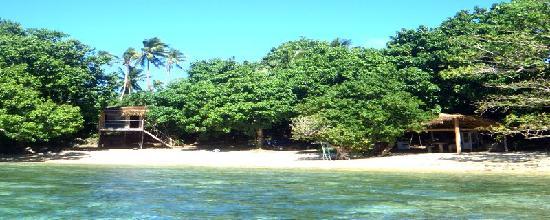 Mafana Island Beach
