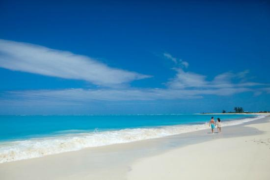The Meridian Club Turks & Caicos: Over 800 acres of private island & 2 miles of seculded beach