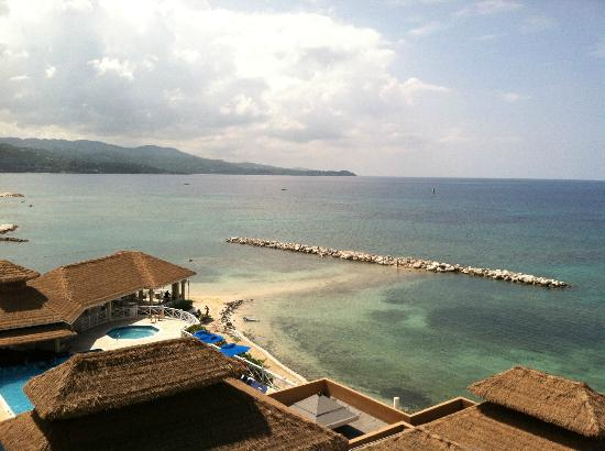 Sunscape Splash Montego Bay : View from the room balcony