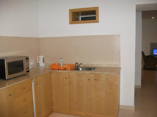 Club Salina Wharf: Kitchen, fully equipped